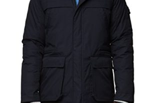 Bench Herren NOMENS Parka, Blau (Night Sky Bl11355), X-Large